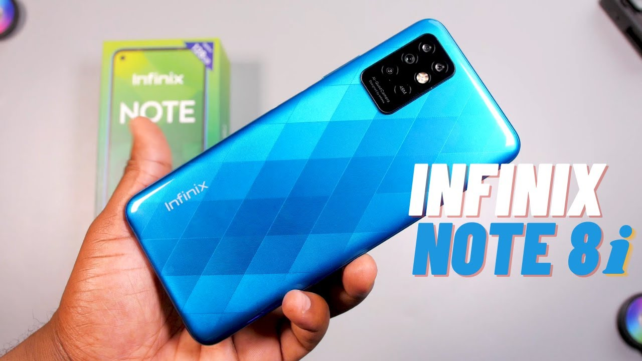 Infinix Note 8i is Coming with Mediatek G80 – Price in Pakistan with Lanch date