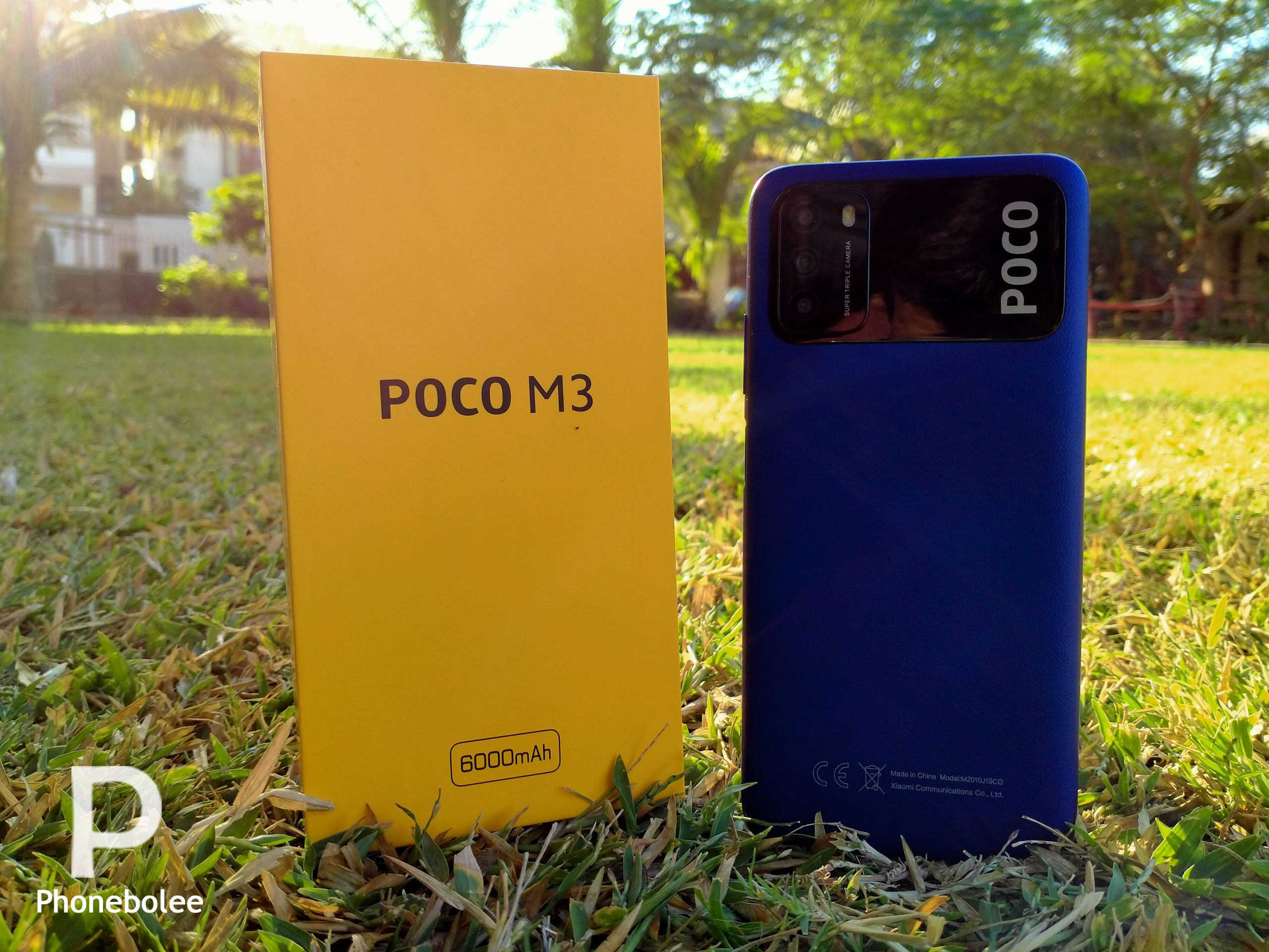 Poco M3 unboxing and first look impressions