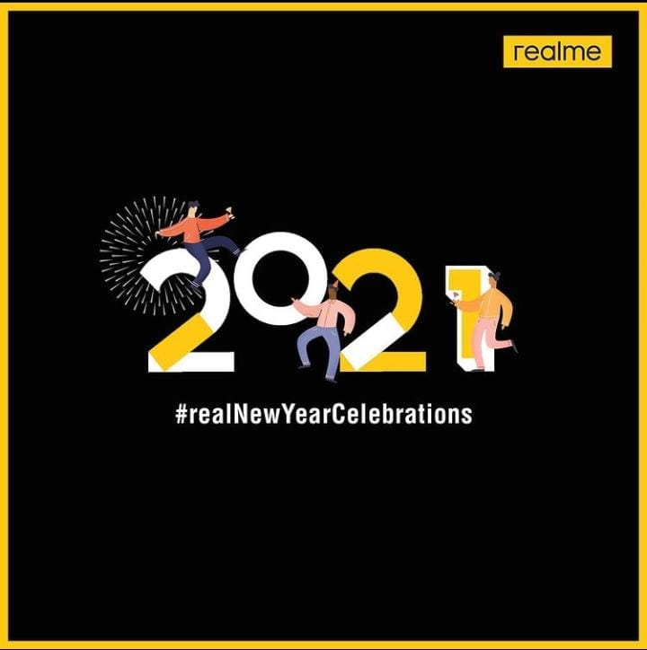 The successful launches of realme smartphones & AIoT created a strong association with the trendy youth in the year 2020