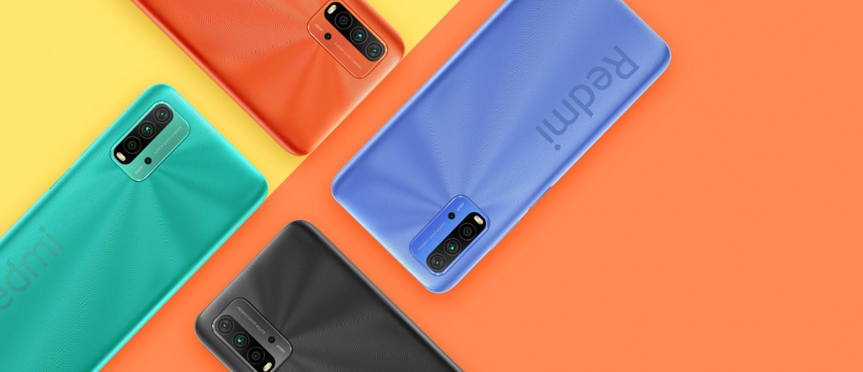 Redmi 9T Launched in Pakistan – 6000 mAh battery