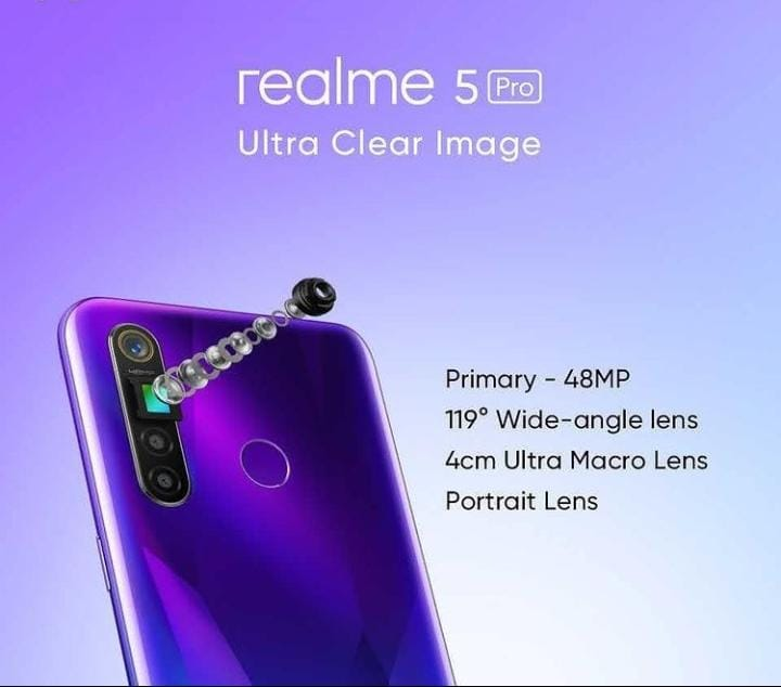 realme manifested to improve picture quality through innovation by introducing a 64MP camera