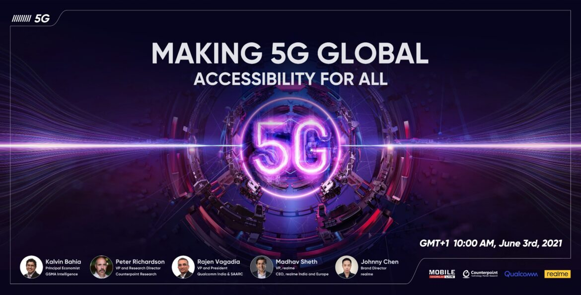 realme 5G Summit Ends with a Commitment to Bring 5G Phones to 100 Million Young Consumers in Next Three Years