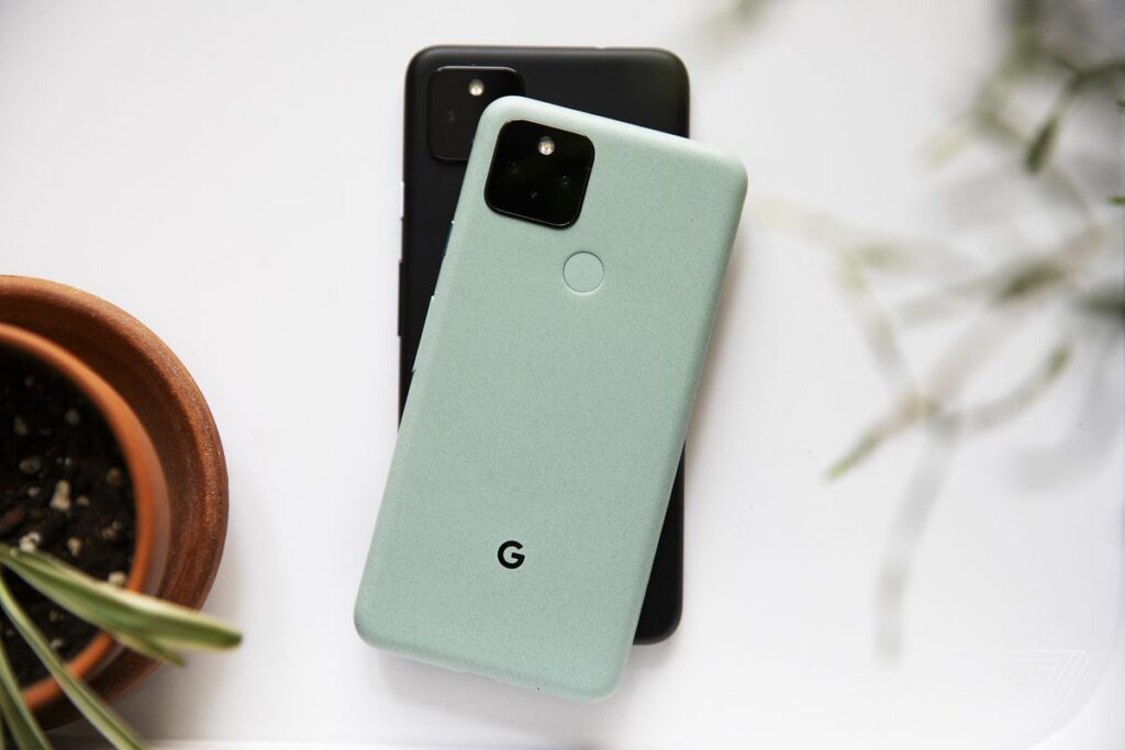 Google Pixel 5: Best Phone for Photography