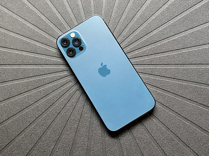 Phone with Best Cameras: iPhone 12 Pro