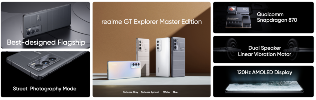 Realme Gt Master Edition Series Officially Released In China
