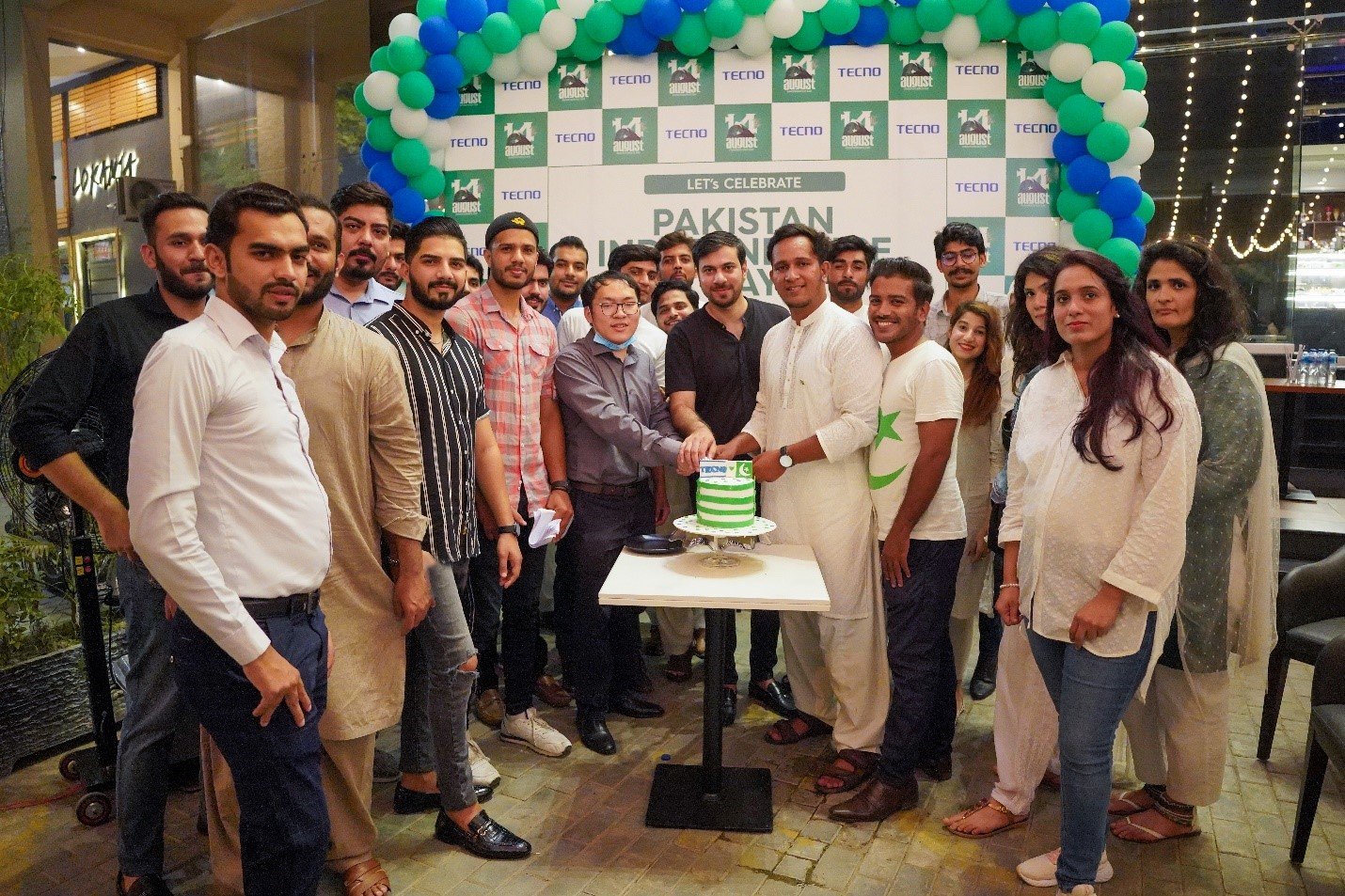 Together We Can: Tecno Celebrates Independence Day With Its Fans